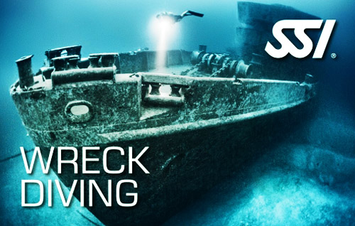 14 wreck diving title